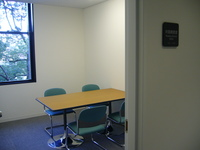 Braille Room and Reading Service Room